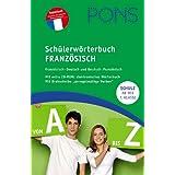 """PONS Sch�lerw�rterbuch Franz�sisch. Ab 3. Lernjahr: Franz�sisch-Deutsch/Deutsch-Franz�sisch. 120.000 Stichw�rter und Wendungenvon """"Frederic Auvrai"""""""