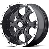 "Helo HE791 Maxx Gloss Black Wheel With Machined Face (17x9""/5x127mm, -12mm offset)"