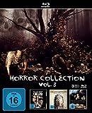 Horror Collection - Vol. 3 (Blu-ray) (3 Horrorfilme im Sammelschuber) 7 Below - Saturday Morning Massacre - The Forbidden Girl