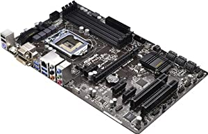 ASRock Z87 PRO3 Motherboard (Socket 1150, Z87 Express, DDR3, S-ATA 600, ATX, Haswell, Supports 4th Generation IntelCore Processors)