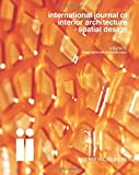 international journal of interior architecture + spatial design: Material Vocabularies (Volume 4) (ii journal)