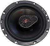 CERWIN VEGA H4653 HED 6.5-Inch 320 Watts Max/55Watts RMS Power Handling 3-Way Coaxial Speaker Set