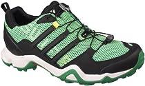 Buy adidas Outdoor Terrex Swift R Hiking Shoe - Men s Real Green Black Vivid  Yellow 12  026ecad78