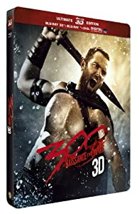 300 : la naissance d'un empire [Édition Ultimate Blu-ray 3D + Blu-ray + DVD + Copie digitale]