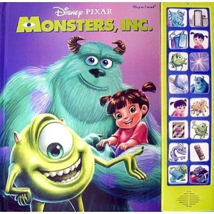 ... First Play a Sound (Monsters Inc): 9780785360377: Amazon.com: Books: www.amazon.com/Monsters-Inc-First-Play-Sound/dp/0785360379