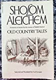Old Country Tales (A Paragon Book) (0399503943) by Sholem Aleichem