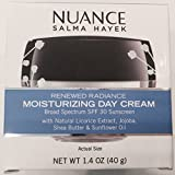 Nuance Salma Hayek Renewed Radiance Moisturizing Day Cream 1.4 Oz