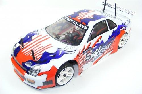 HSP Radio Control SUPRA 1/10 Scale 7.2V Pro Series Touring Car