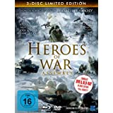 "Heroes of War - Assembly (Limited Edition, 2 DVDs + Blu-ray)von ""Zhang Hanyu"""
