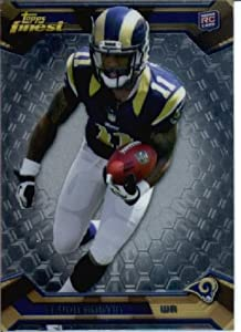 2013 Topps Finest Football Card #105 Tavon Austin Rookie Card St. Louis Rams ( IN... by Topps