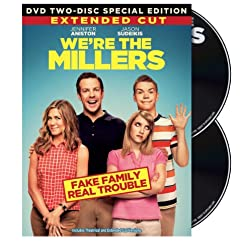 We're the Millers (DVD + UltraViolet)
