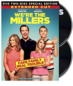We're the Millers (DVD + UltraViolet) by New Line Home Video