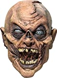 Flesh Eater Undead Mummy Scary Zombie Monster Latex Adult Halloween Costume Mask