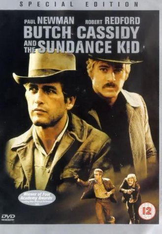 Butch Cassidy and the Sundance Kid [DVD] [1969]