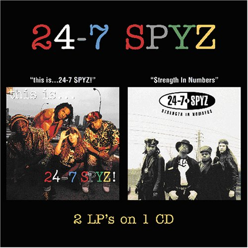 This Is 24-7 Spyz/Strength in Numbers