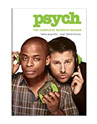Psych: The Complete Seventh Season