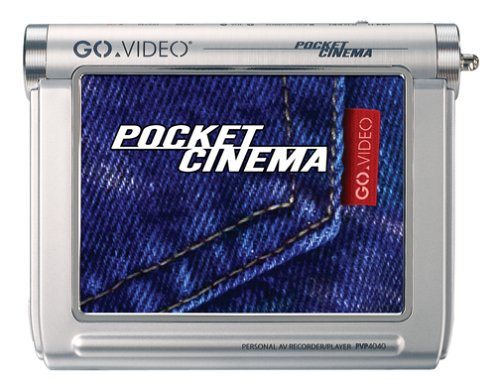 Buy GoVideo PVP4040 Pocket Cinema Portable A V Player with 3 5-Inch LCDB0001X4WN2 Filter