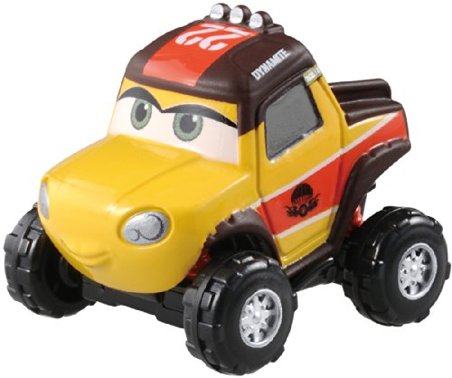 Takara Tomy Tomica Disney Planes Fire & Rescue P-19 Dynamite (standard type) - 1
