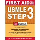 First Aid for the USMLE Step 3, Third Edition (First Aid USMLE) ~ Vikas Bhushan
