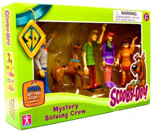 Scooby Doo Mystery Mates Figures