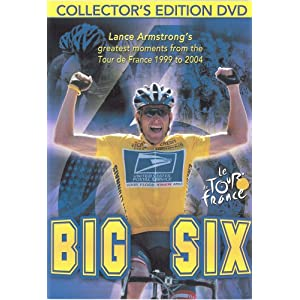 Big Six- Lance Armstrong's Greatest Moments of the Tour De France movie
