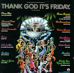 Donna Summer - The Original Motion Picture Soundtrack Of Thank God It