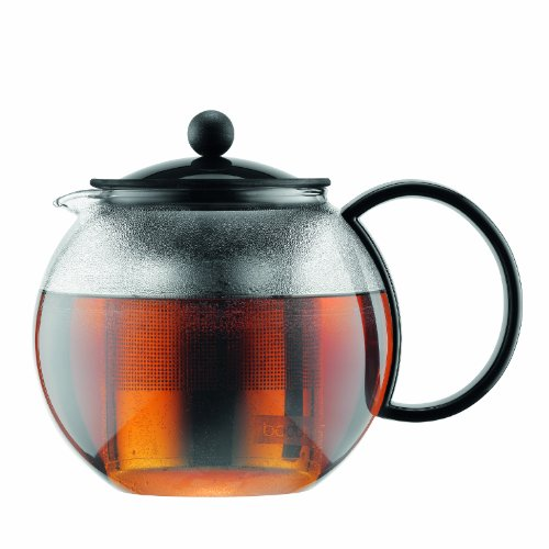 Bodum Assam Tea Press with Stainless Steel Filter, 34-Ounce (Bodum Hot Water Kettle 34 Oz compare prices)