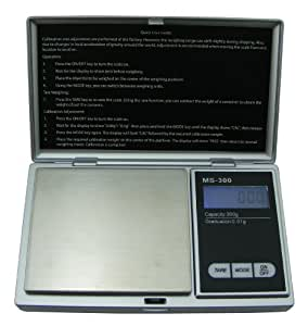 Weigh Masters Precision+ ProDigital Pocket Scale 100g x 0.01g (Silver)