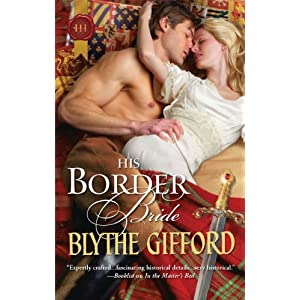 His Border Bride by Blythe Gifford