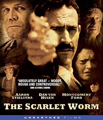 Scarlet Worm, The [Blu-ray]