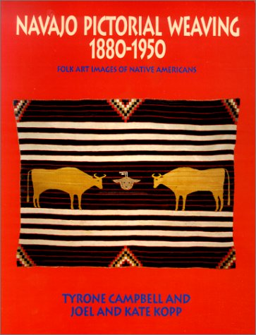 Navajo Pictorial Weaving, 1880-1950