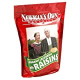 Newman's Own Organics Raisin, 32-Ounce Bags (Pack of 2)