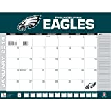 Turner - Perfect Timing 2014 Philadelphia Eagles Desk Calendar, 22 x 17 Inches (8061361)