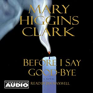Before I Say Good-Bye Audiobook
