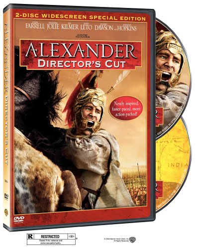 Cover art for  Alexander - Director's Cut (Two-Disc Special Edition)