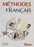 Méthodes du français 2e et 1re