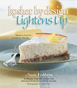 Cover of &quot;Kosher by Design Lightens Up: F...