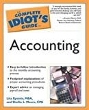 img - for The Complete Idiot's Guide to Accounting book / textbook / text book