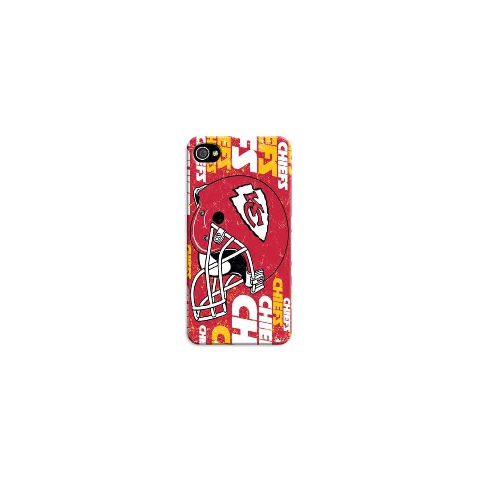 Kansas City Chiefs Nfl Iphone 4/4s Case Cell Phones & Accessories