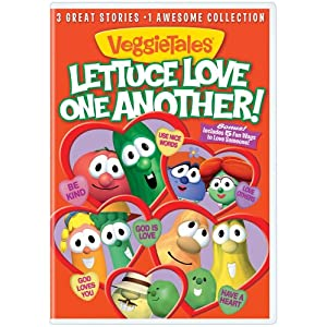514HD1yONqL. SL500 AA300  Veggietales  Lettuce Love One Another