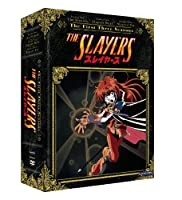 Slayers: Seasons 1-3 Box Set by Funimation