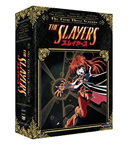 Slayers: Seasons 1-3 Box Set