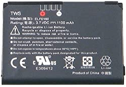 HTC ELF0160 Battery Touch - Original OEM - Non-Retail Packaging - Black
