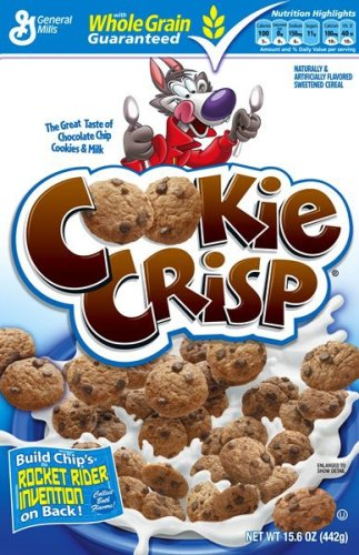 Buy Cookie Crisp Cereal, 15.6-Ounce Box (Pack of 5) (General Mills, Health & Personal Care, Products, Food & Snacks, Breakfast Foods, Cereals)