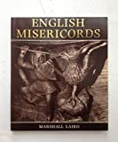 img - for English Misericords by Marshall Laird (16-Oct-1986) Paperback book / textbook / text book
