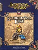 img - for Legends and Lairs: Elemental Lore book / textbook / text book