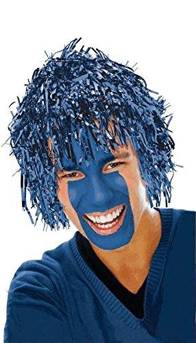 Blue Fun Wig - 1