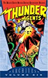 img - for T.H.U.N.D.E.R. Agents Archives, Vol. 6 (Archive Editions (Graphic Novels)) book / textbook / text book