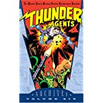 T.H.U.N.D.E.R. Agents Archives, Vol. 6 (Archive Editions (Graphic Novels)) book cover