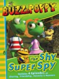 The Shy Super Spy: Volume 1